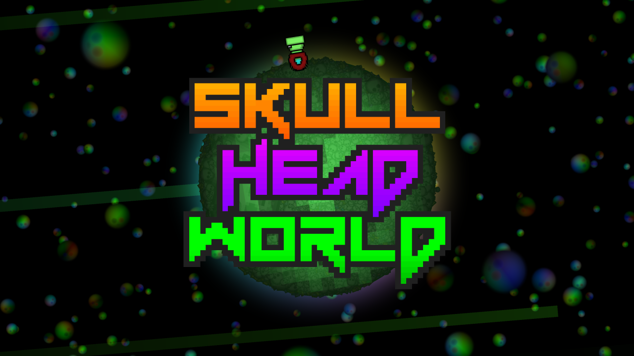 Skull Head World